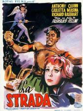 La Strada (1954) - Najbolji filmovi
